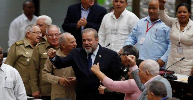 Cuba tiene su propio premier: después de 40 años, quien fue nombrado primer ministro, Manuel Marrero