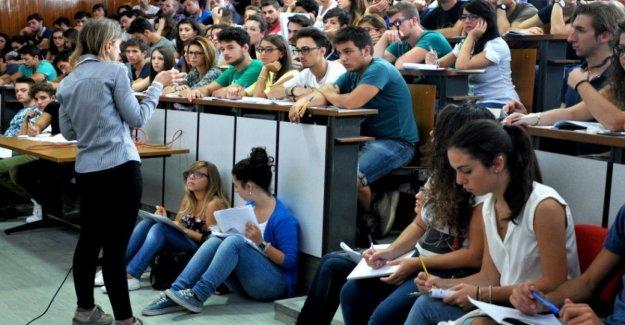 Cuentagotas, de Turín a la aplicación para averiguar de antemano lo abarrotado el salón de clases en la universidad