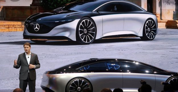 Daimler, la escalada de los chinos de la llegada