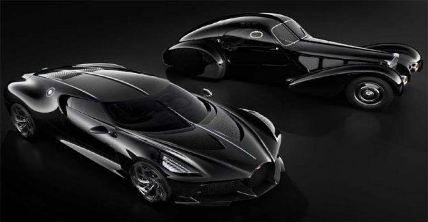 Deportes y Élégance, Bugatti dobles
