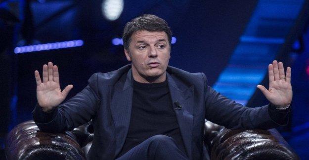 Dl irs, el choque en la referencia para los cimientos. Italia Viva votar que no, Renzi ataques: Moralistas