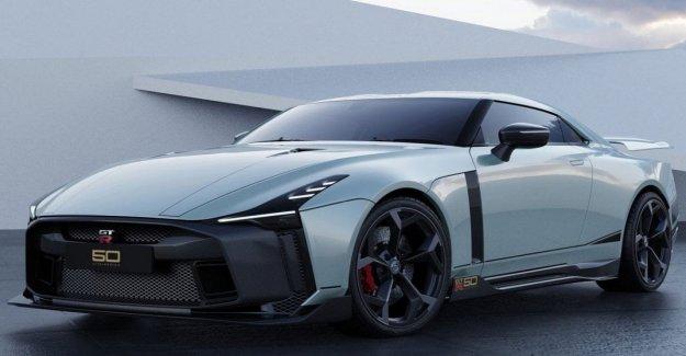 El Nissan GT-R50, el sueño de la Italdesign se convierte en una realidad