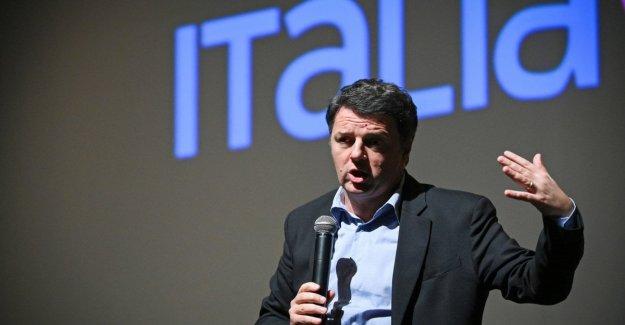 El fondo de ahorro de los Estados, Renzi no pudo hacer la cumbre: no combatir en el Mes: no dañar la Italia, pero los bancos alemanes