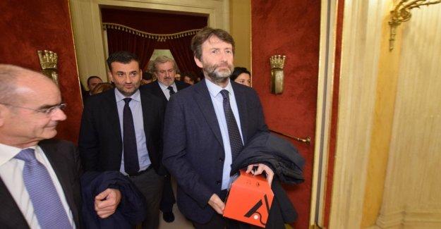 El gobierno, Franceschini bloquea el lanzamiento de el decreto de la innovación