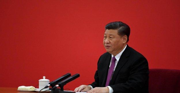 El primer sanciones de Pekín contra la U. s. después de que el apoyo de Washington a la protesta en Hong Kong