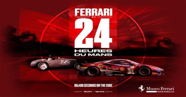 En el Museo Ferrari, una exposición dedicada a los logros de la Mans