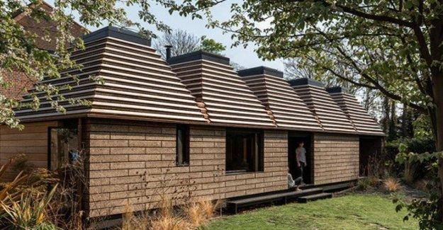 En gran Bretaña, el primer hogar del corcho. Durable, natural y sostenible