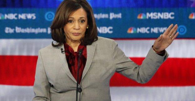 Estados unidos, Kamala Harris, se retiró de la carrera a la Casa Blanca