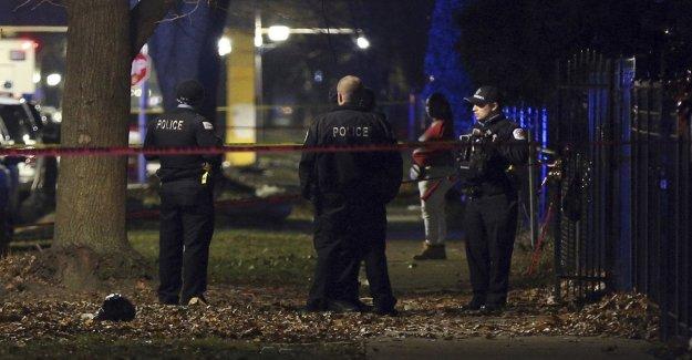 Estados unidos, el rodaje en Chicago: 13 personas heridas durante un partido