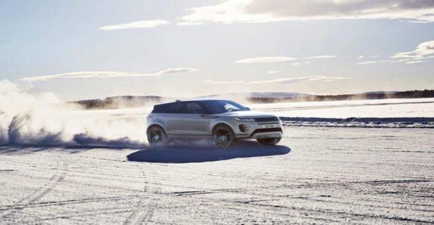 Experiencia de invierno, Jaguar Land Rover está de vuelta en las pistas