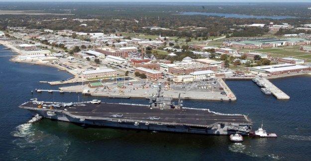 Florida tiroteo en la base militar: cuatro muertos, incluido el agresor