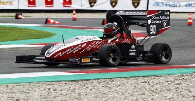 Fórmula Sae, los niños aprenden todo acerca de las carreras de verde