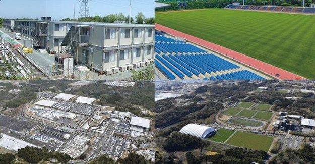 Fukushima Greenpeace: la detecta picos para radiactivos más allá del nivel de seguridad en el sitio de los juegos Olímpicos en 2020