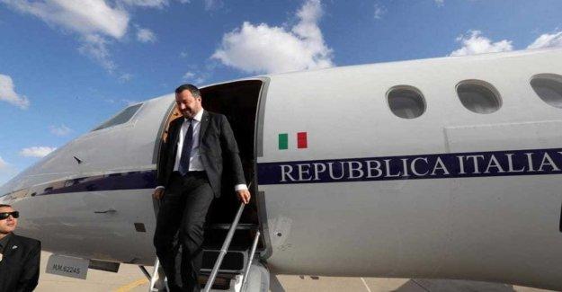 Investigado Salvini: Vuelos de Estado para fines privados