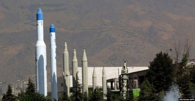 Irán, estados Unidos, detectar el movimiento de misiles balísticos iraníes a Irak: Preparar un arsenal de secreto