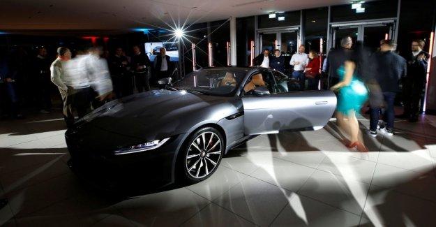 Jaguar plantea el coupé, soñando con el mítico e-type