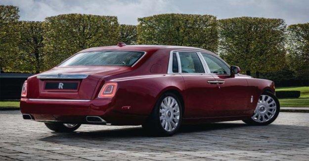 La Red Phantom, un Rolls-Royce por la derrota de Sida