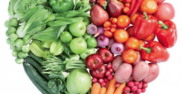 La mayoría de las frutas y verduras, alimentos de sostenible, no a las dietas de la naturaleza, las nuevas Pautas de una dieta saludable