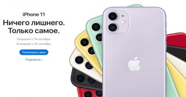 La obligación de tener un software ruso para smartphones, Putin lanza la norma anti-Apple