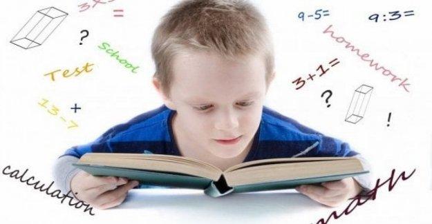 Las matemáticas serán menos miedo con el nuevo método de enseñanza