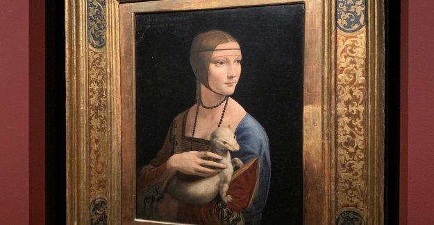 Leonardo, Las obras, las pinturas del genio, contada en el cine