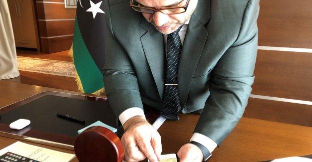 Libia, el presidente del Senado de la ayuda turco es necesario para repeler la general