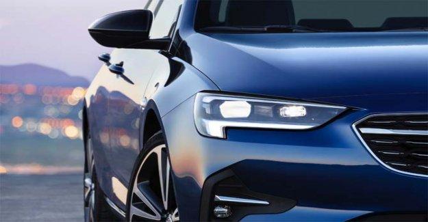 Los ojos del futuro se sirven: aquí están los nuevos faros Opel IntelliLux Led Pixeles