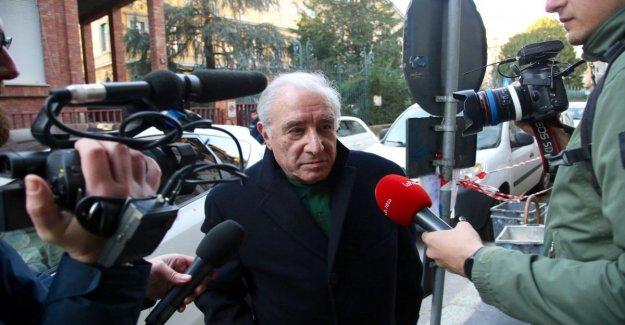 Marcello Dell'utri, en el primer día de la libertad: me gustaría ir al cine y al restaurante. Y para continuar con la universidad