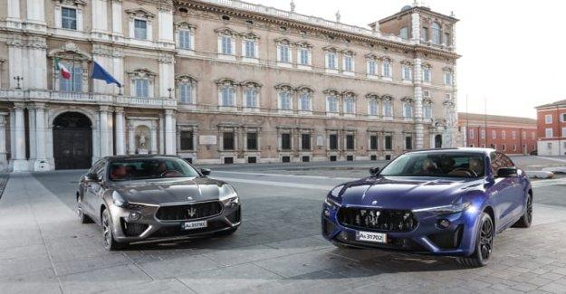 Maserati 105 años de pasión