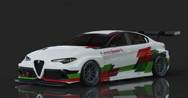 Obtener el Alfa Romeo Giulia eléctrico, y salir a la pista