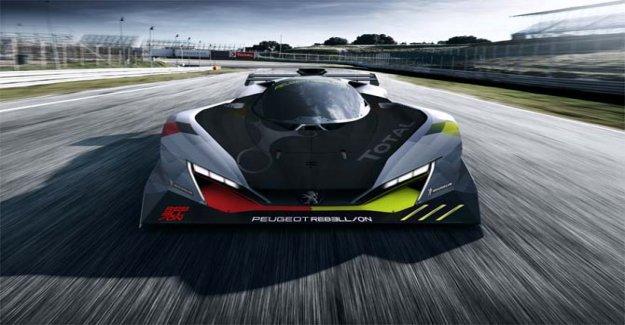 Peugeot y la Rebelión juntos en el Wec