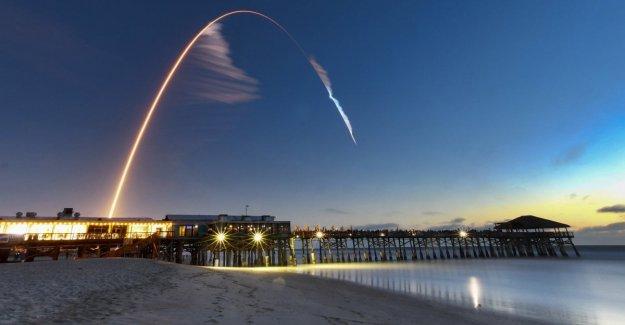 Problemas para la cápsula Starliner a la Iss por un error de la inserción en órbita