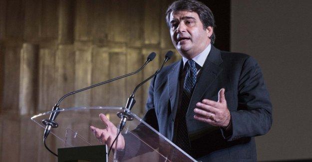 Regional, de la región de Apulia, italia, el centro-derecha candida Gruesa: la proclamación de los Hermanos de Italia