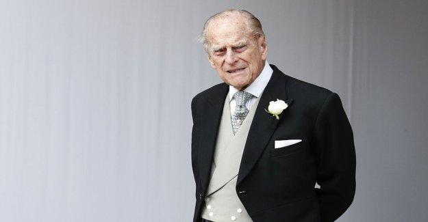 Reino unido, el príncipe Felipe recuperando en el hospital: una medida de precaución, y programada