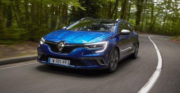 Renault Megane Sporter, station wagon todos grano