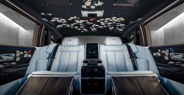 Rolls-Royce a la Medida, más allá de la imaginación