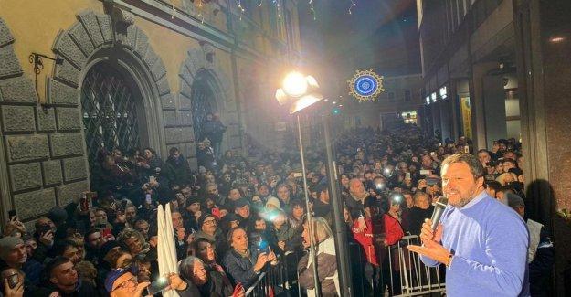 Salvini en contra de Nutella: Estamos en el avellanas de turquía, decido comer italiano