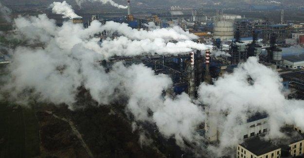 Se ralentiza el crecimiento de las emisiones de CO2 a partir de carbón, pero aumentar los de gas natural