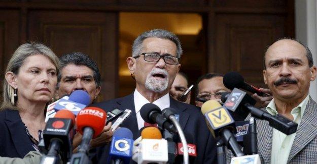 Venezuela, de la región de Magallanes y De la Gracia: los dos diputados de la anti-Maduro a Italia