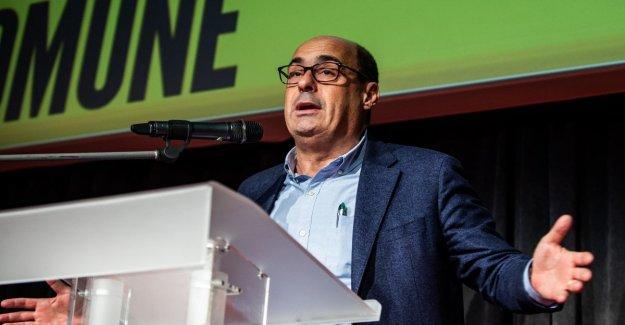 Zingaretti: Polémica sin sentido, por lo que no gobiernan