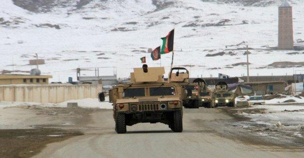 Afganistán, cae en un avión a los estados Unidos. Los Talibanes: Hemos derribado el avión de la Cia
