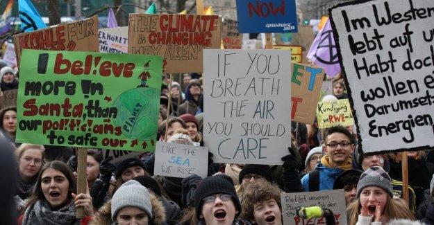 Alemania, ambientalistas ataque: la Inación y el gobierno sobre el clima inconstitucional,
