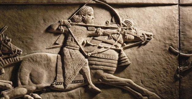 Así que la gran sequía que acabó con los Asirios. Los arqueólogos: El pasado nos advierte