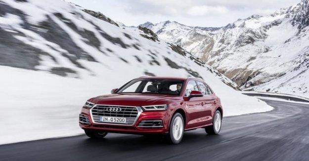 Audi Q5, ahora también en la salsa-mild-hybrid