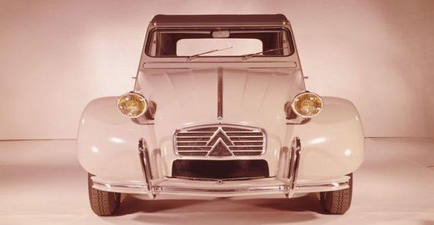 Citroen, el aspecto de un coche empieza la de los faros