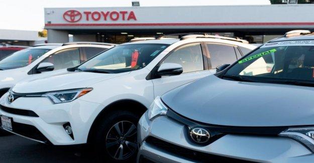 Coche, Toyota recall 3.4 millones de vehículos por defectos en las bolsas de aire