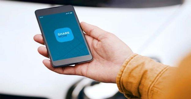 Compartir: juntos Car2go y DriveNow