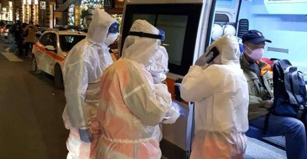 Coronavirus, un caso de sospecha en Roma: ingresó a la Spallanzani