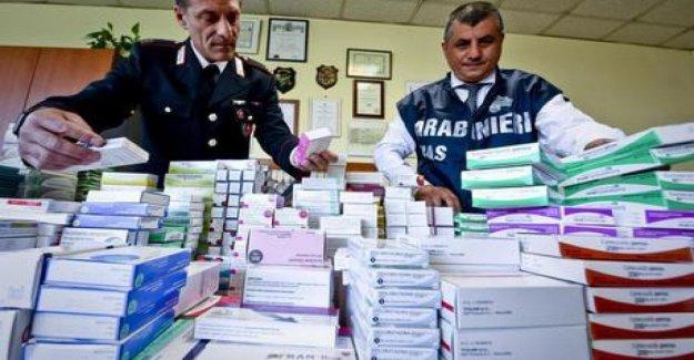 Demasiados falsificación de medicamentos, la necesidad de reglas más estrictas
