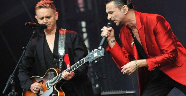Depeche Mode, Whitney Houston y Notorious B. I. G. en el Rock and roll Hall de la Fama